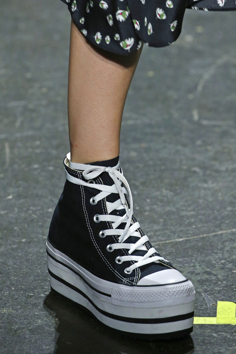 Zapatillas Basket: Tendencia Moda SS 2019