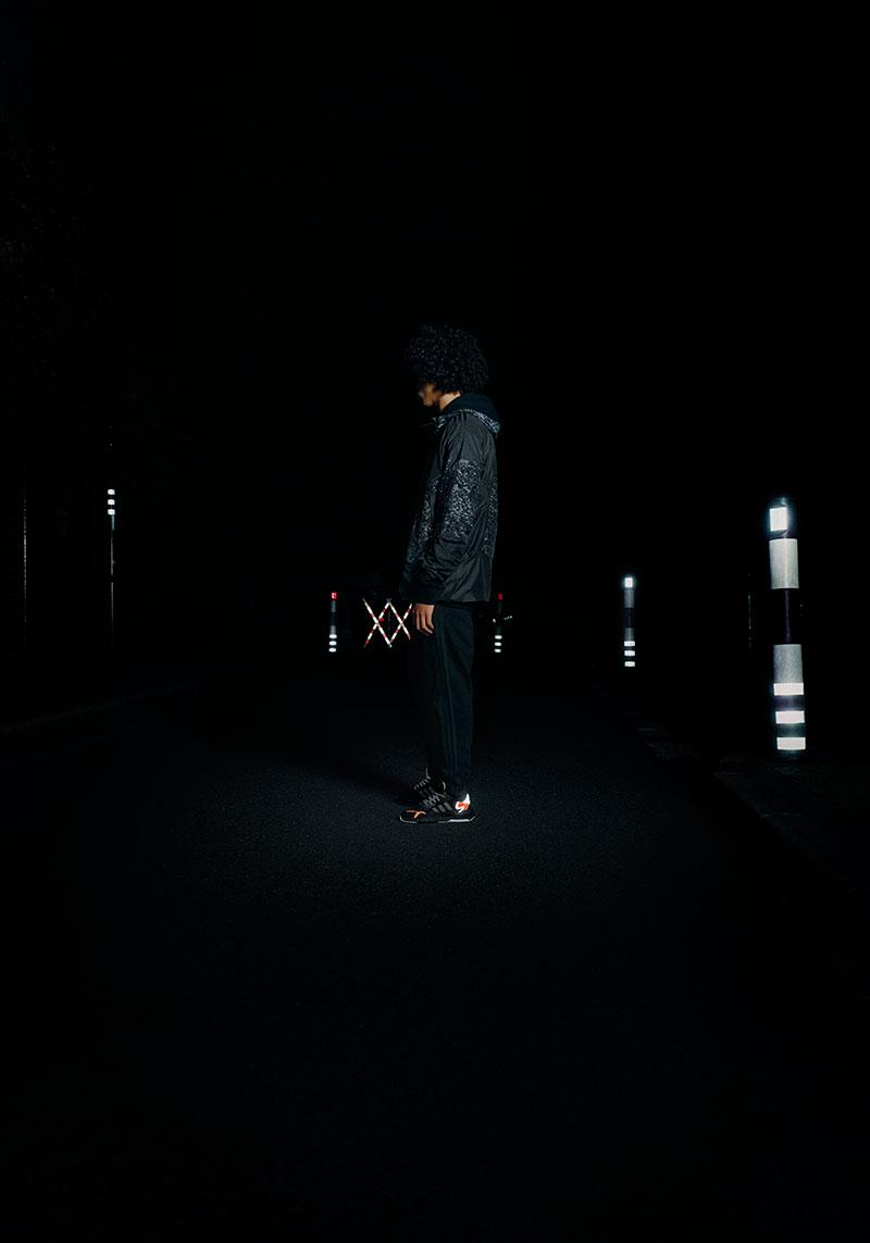 Zapatillas Reflectantes: Nuevas adidas Nite Jogger