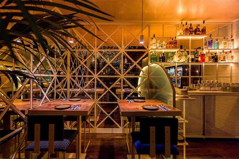 Restaurante Ochenta Nextdoor: una noche en Las Tablas