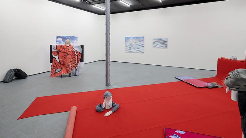 Catherine Biocca en Polansky Gallery