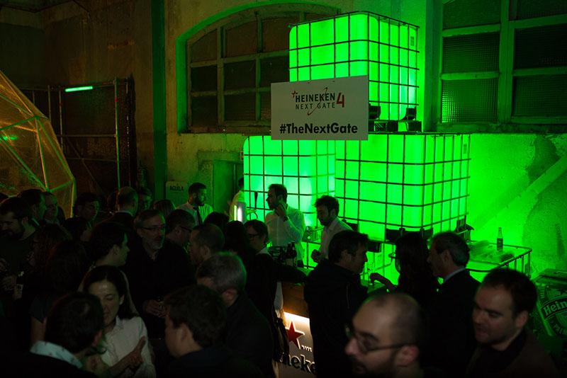 Heineken Next Gate 4: Experiencias cerveceras