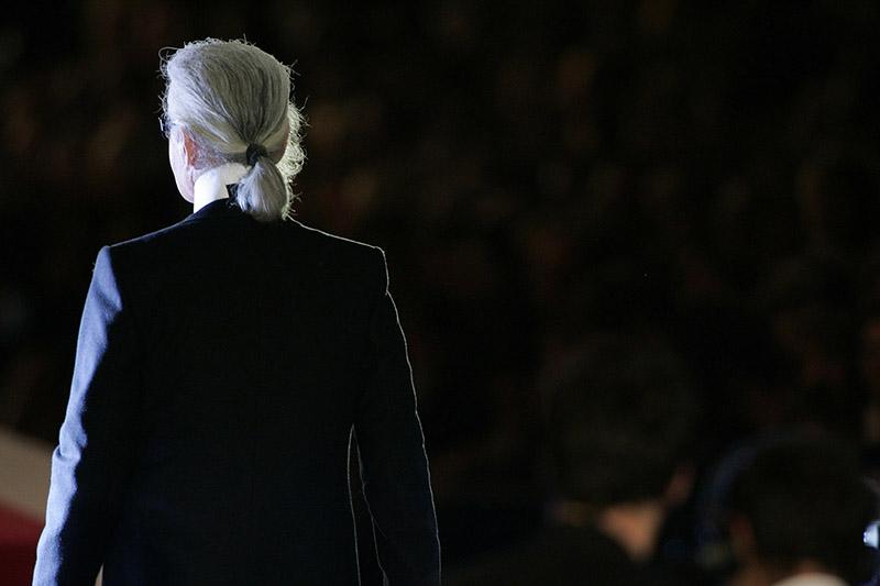 La moda está de luto, fallece Karl Lagerfeld.