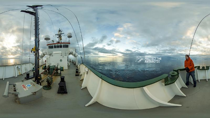 La inmersión ecológica, nuevo ciclo de Espacio VR