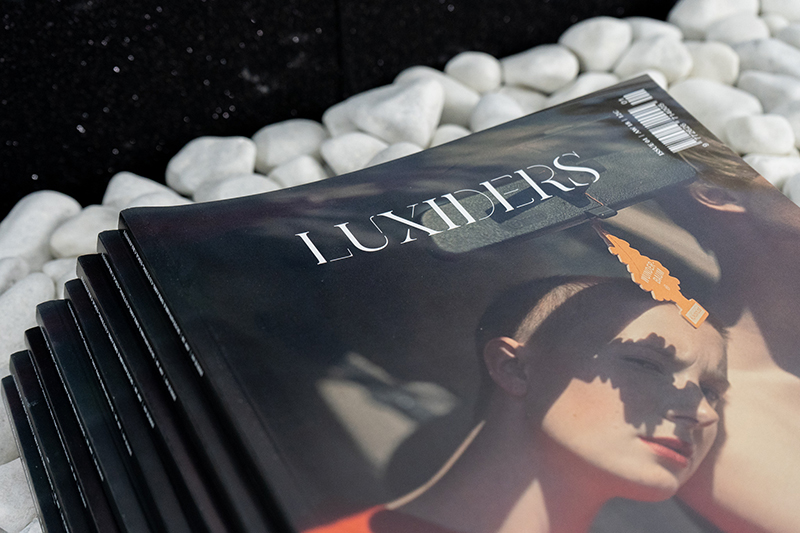 Luxiders, la nueva revista del lujo sostenible