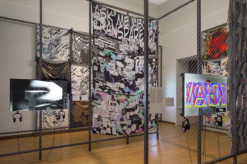 Metahaven en el Stedelijk Museum
