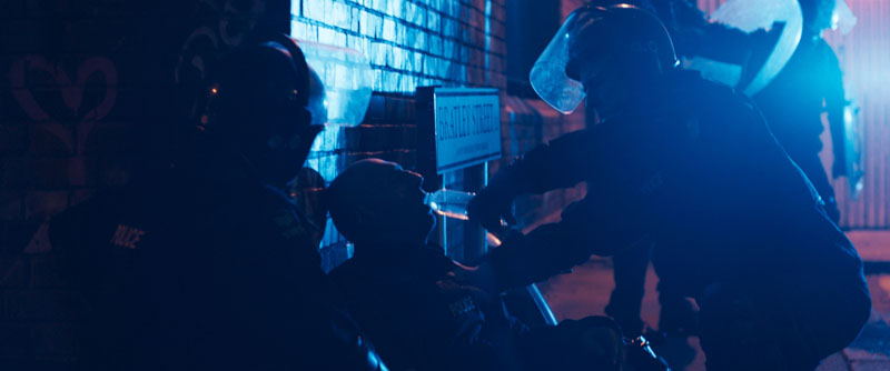 Obediencia: disturbios, delincuencia y desamor