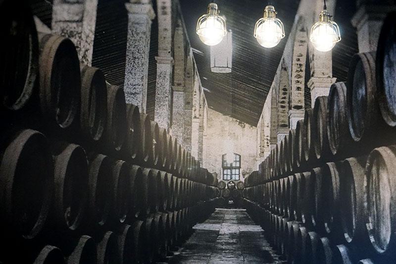 Taberna Palo Cortado: todo el Jerez que cabe en Madrid