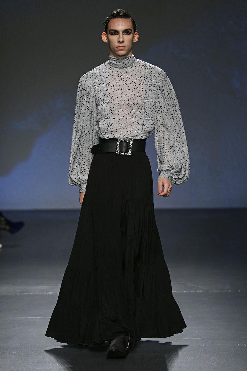 Palomo Spain vuelve a la NYFW