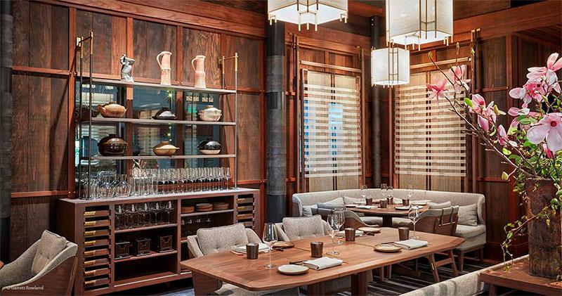 SingleThread: el restaurante más perfecto de California