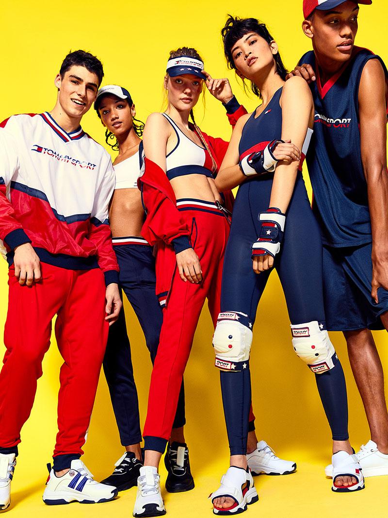 Tommy Sport: La fusión entre lo clásico y el deporte
