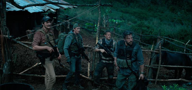 Triple Frontera se estrenará en Netflix el 13 de marzo