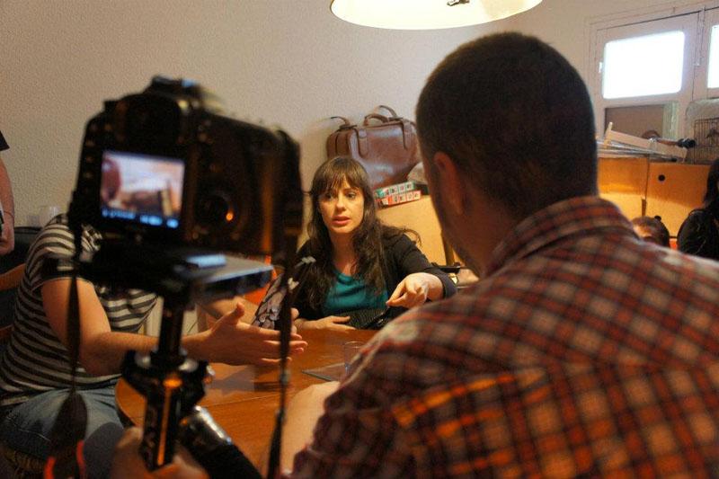Victoria Freire, el sueño de irse como actriz a Nueva York