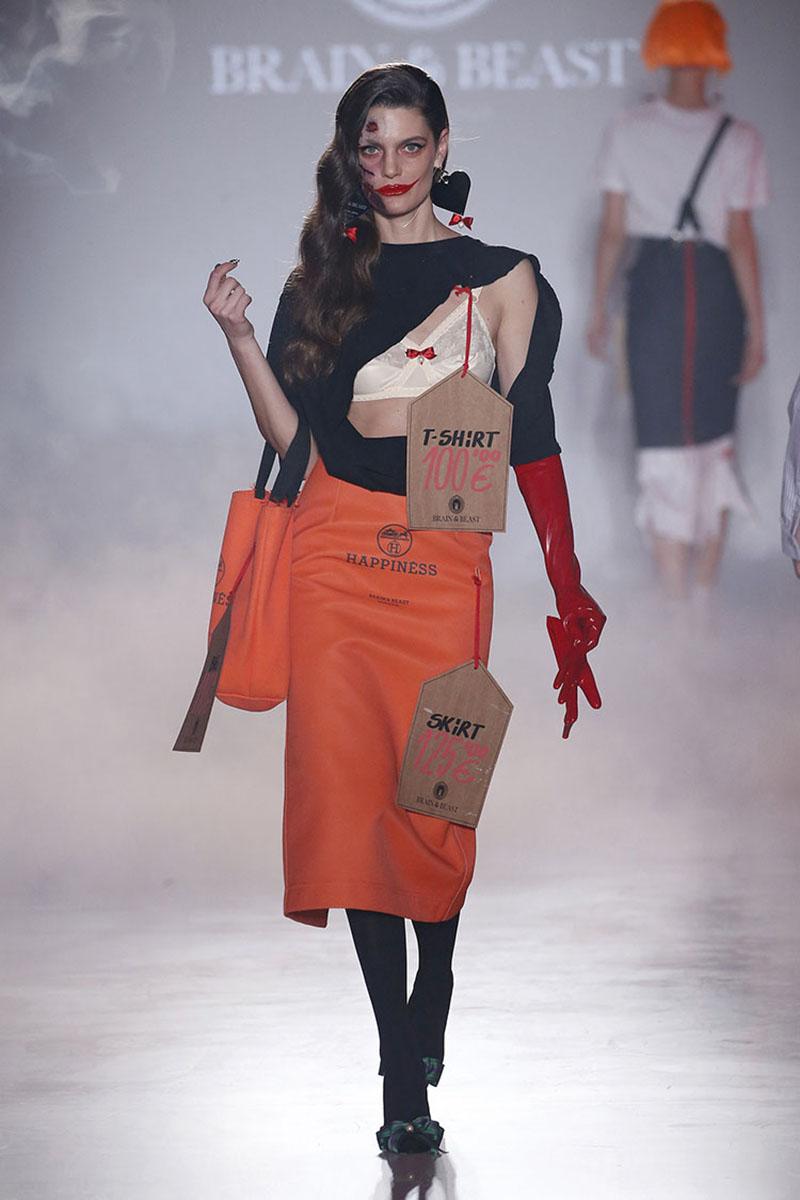 Lo mejor de 080 Barcelona Fashion FW19