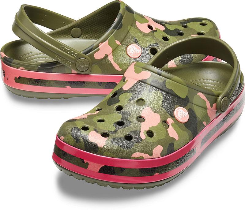 La tendencia army llega ahora también a tus pies