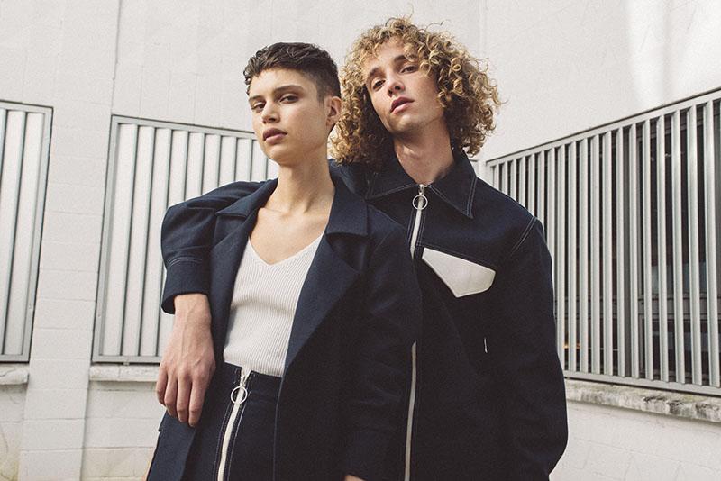 Editorial de moda: Mikel Colás x María Caparrós