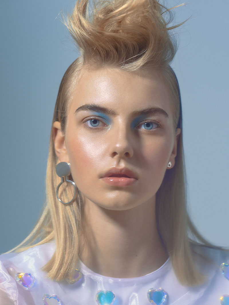 Portfolio makeup artist: Jessah Amarante