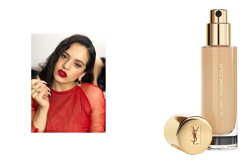 Rosalía, las claves de su maquillaje en los premios Goya
