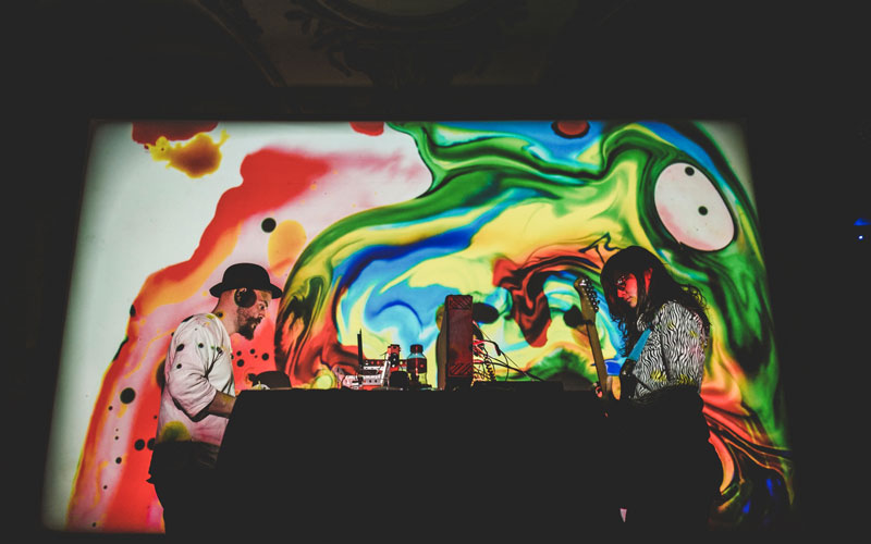 Tupper, el festival de electrónica más interesante de Barna