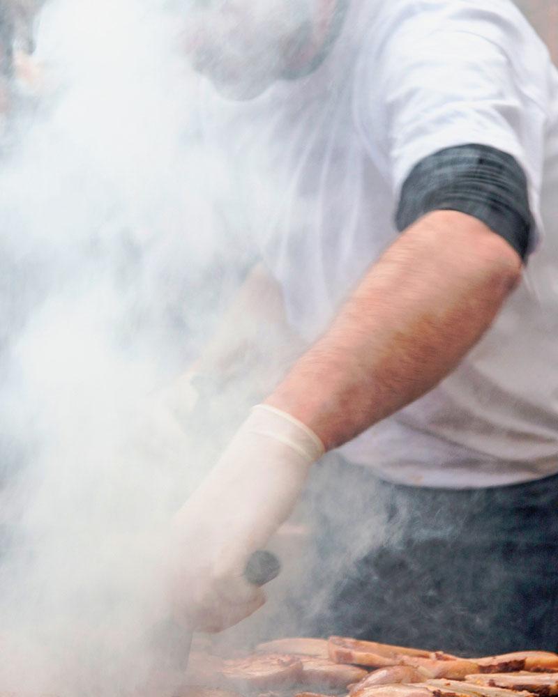 What the Foc! El festival de las barbacoas en Barcelona