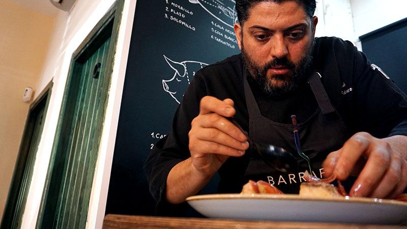 Barrafina: Arganzuela se llena de producto