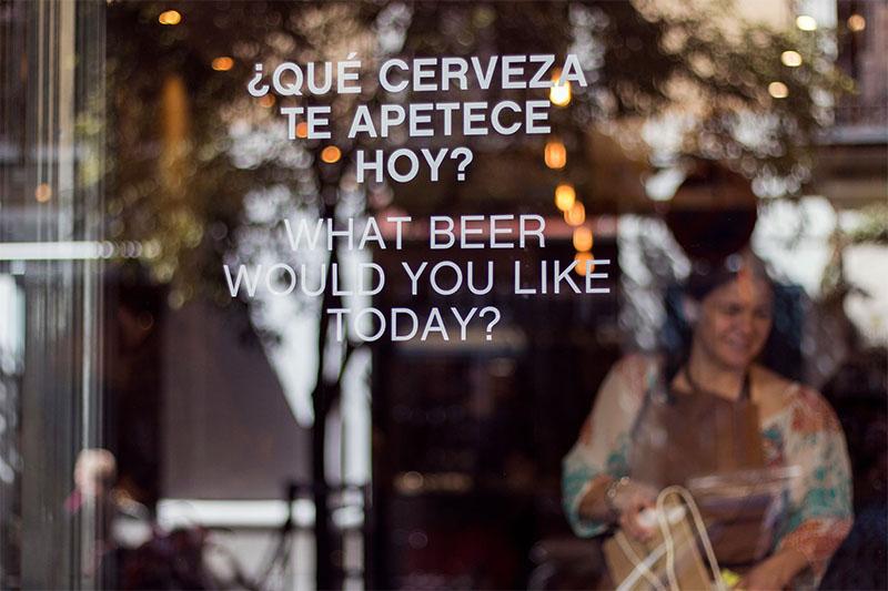 Bee Beer: armonía de queso y cervezas artesanas en Chueca