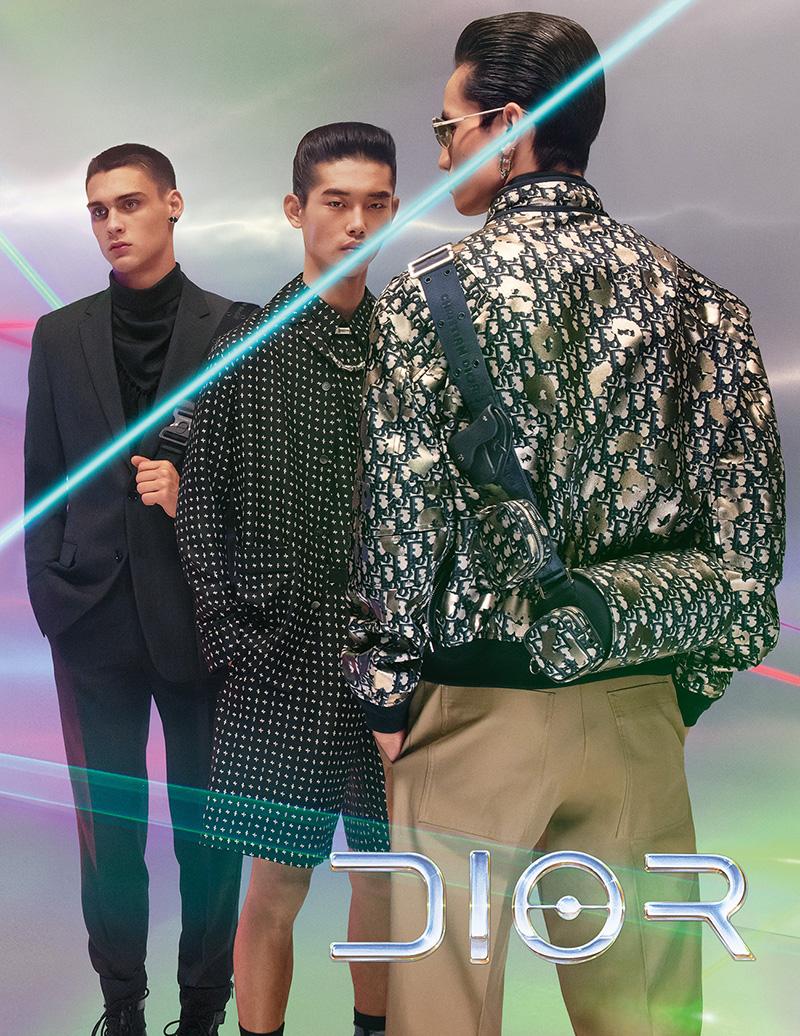 Dior Men Pre Fall 2019 Campaign
