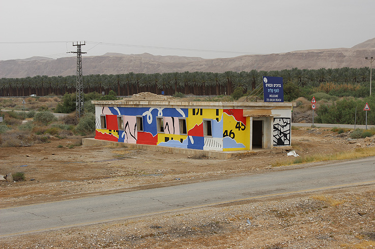 Dima Korma, arte urbano desde Israel