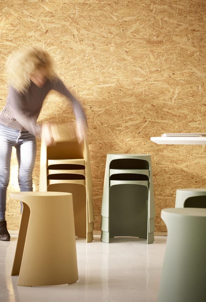 Handy de Sellex o la adaptabilidad hecha mobiliario