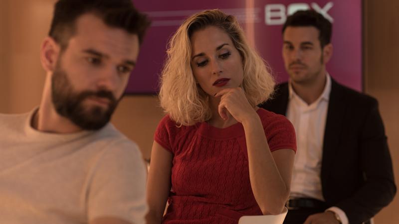 Instinto, el thriller erótico de Mario Casas