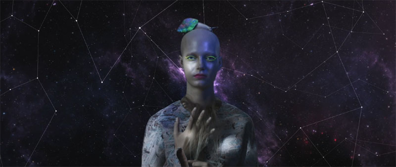 Kokosmos, la nueva pieza experimental de Anna Radchenko