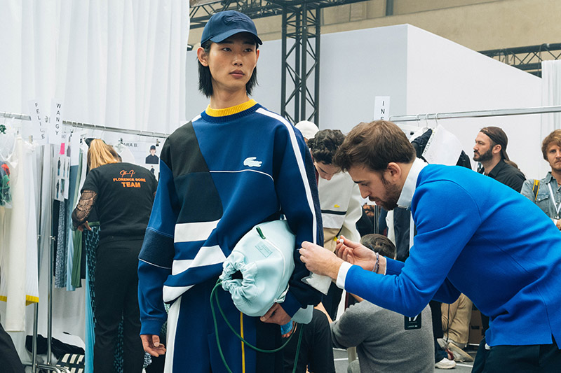 Lacoste FW19 Backstage