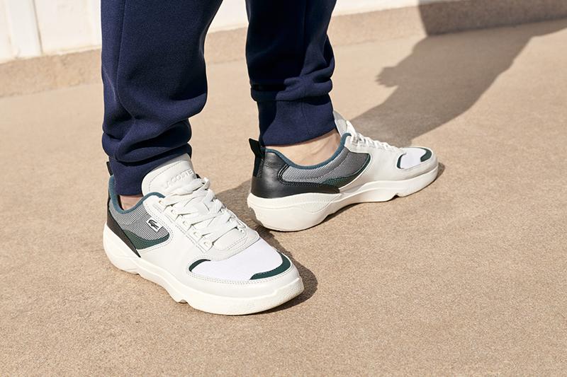 WildCard sneaker de Lacoste, de la pista al asfalto