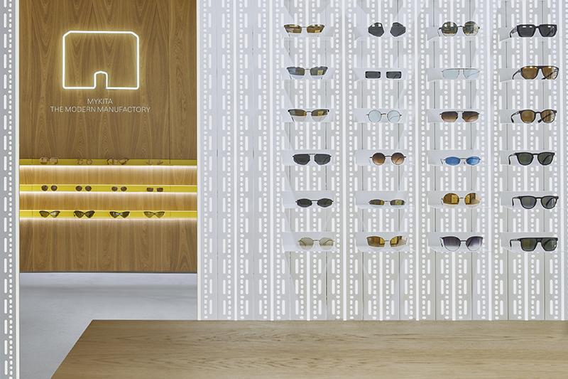 Mykita estrena tienda en Barcelona