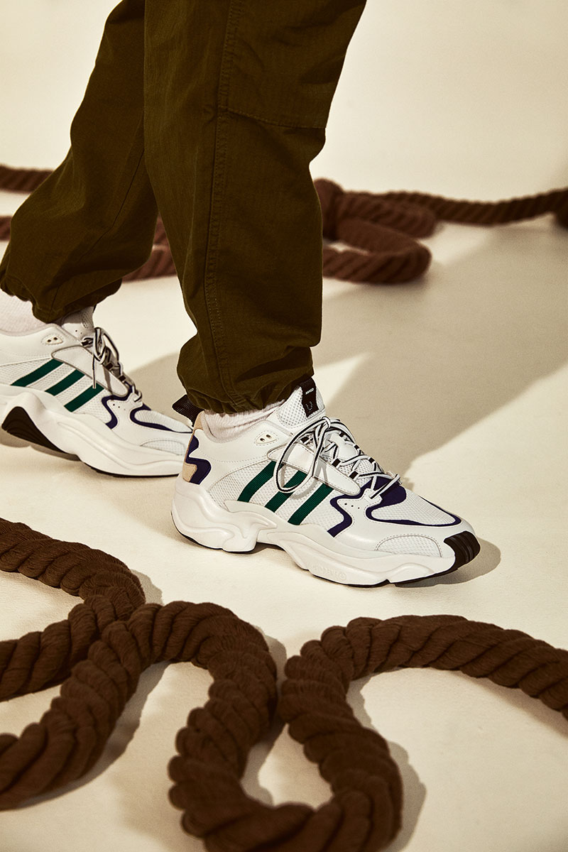 Magmur Runner súper Zapatillas de adidas Communitas x Naked