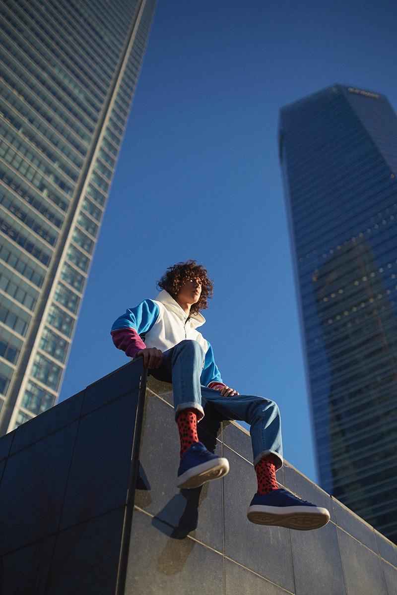 Editorial de Moda To The Sky x Carlos Caf y Andrea Hierro