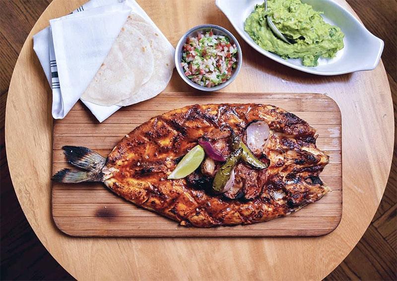 Puntarena y su cocina mexicana de mar desembarcan en Madrid