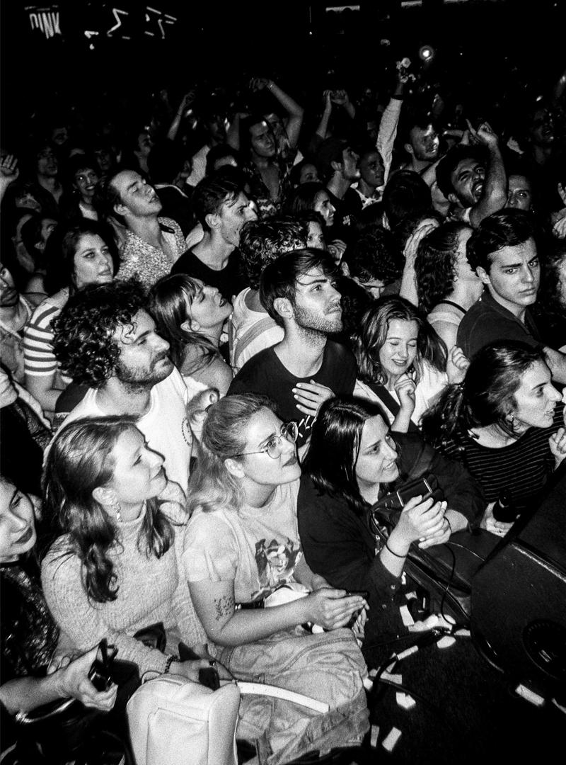 Romance: así fue el festival más loco de Malasaña