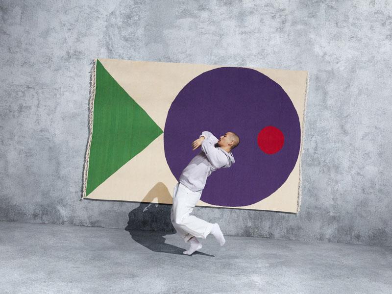 Virgil Abloh diseña para Ikea Art Event