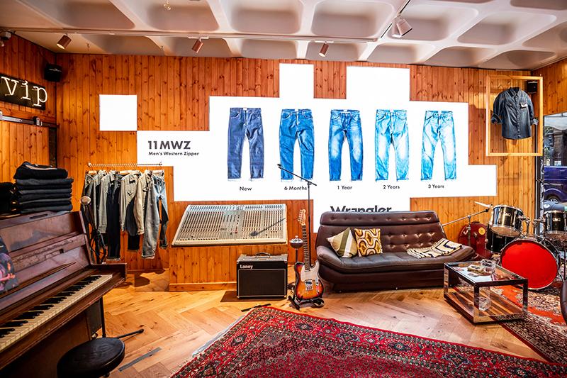 ¿Quieres los jeans de Freddie Mercury?