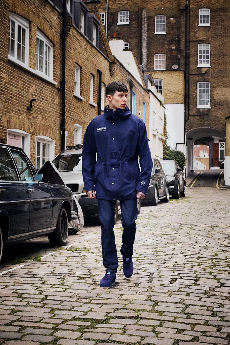 Vístete como si vivieras en Londres con adidas Spezial SS19