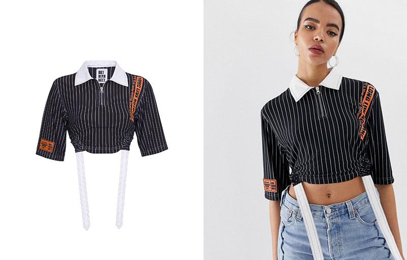 DB Berdan x Asos, streetwear para chicas con mucha vibra