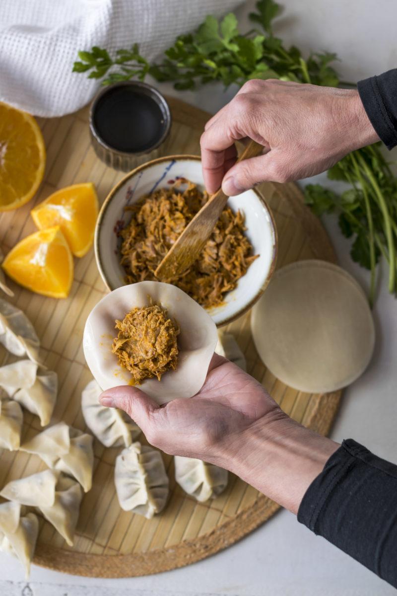 Di Dip Dumpling y transpórtate al reino del sabor