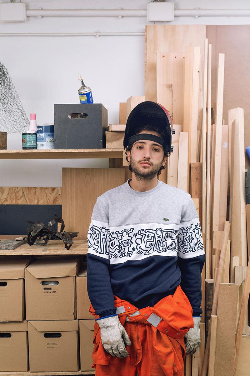 Juan Diego Thielen, Escultor, de la calle al taller