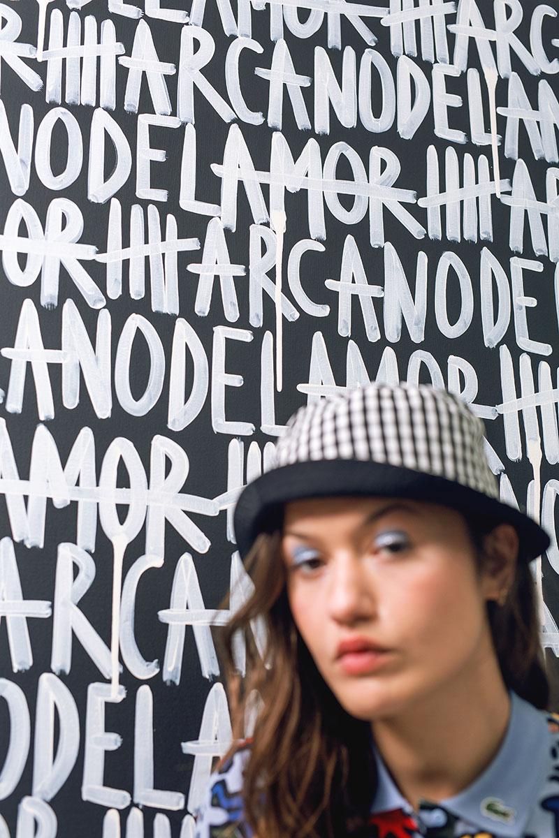 Rose Madone, artista contemporánea, pintora y mujer 2.0