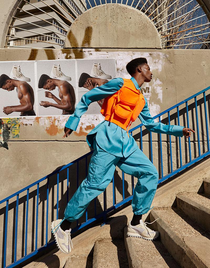 La colección de Louis Vuitton que nos hace caminar