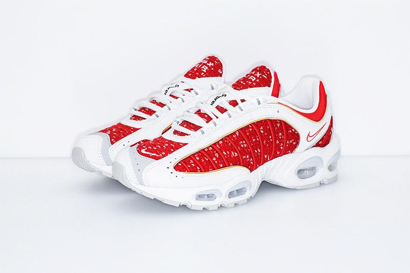 La colaboración más esperada de Supreme x Nike