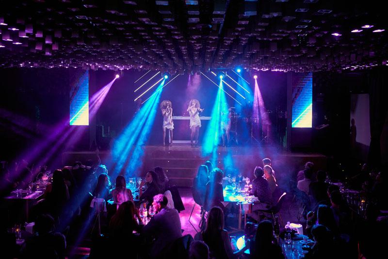 Oh My Club: dinner show en Madrid