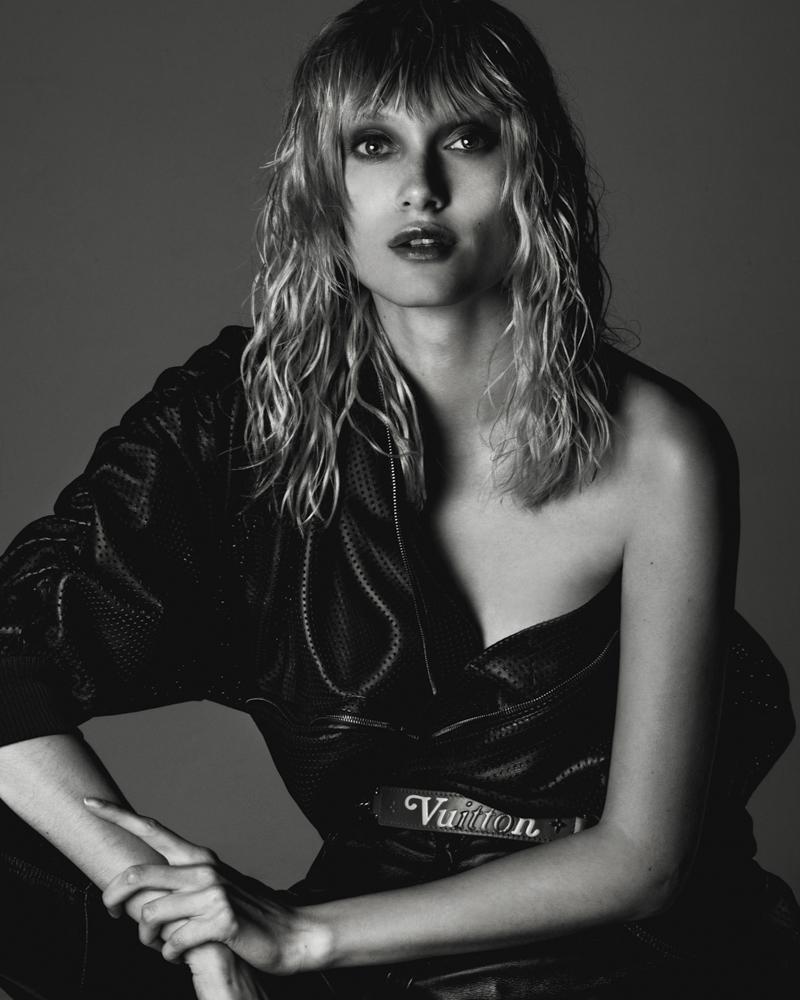 Editorial de Moda: Motel 2000