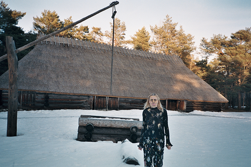 La nueva colección de Julia Heuer está llena de magia
