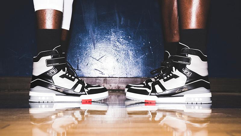 Las primeras zapatillas de Virgil Abloh para Louis Vuitton